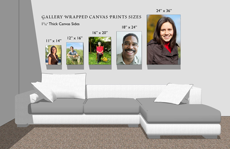 gallery wrapped canvas prints. Black Bedroom Furniture Sets. Home Design Ideas